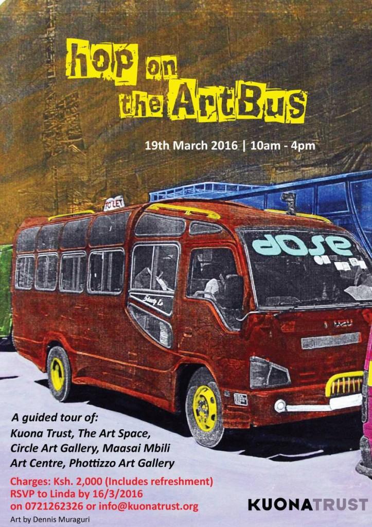 Kuona Trust Art Bus Tour