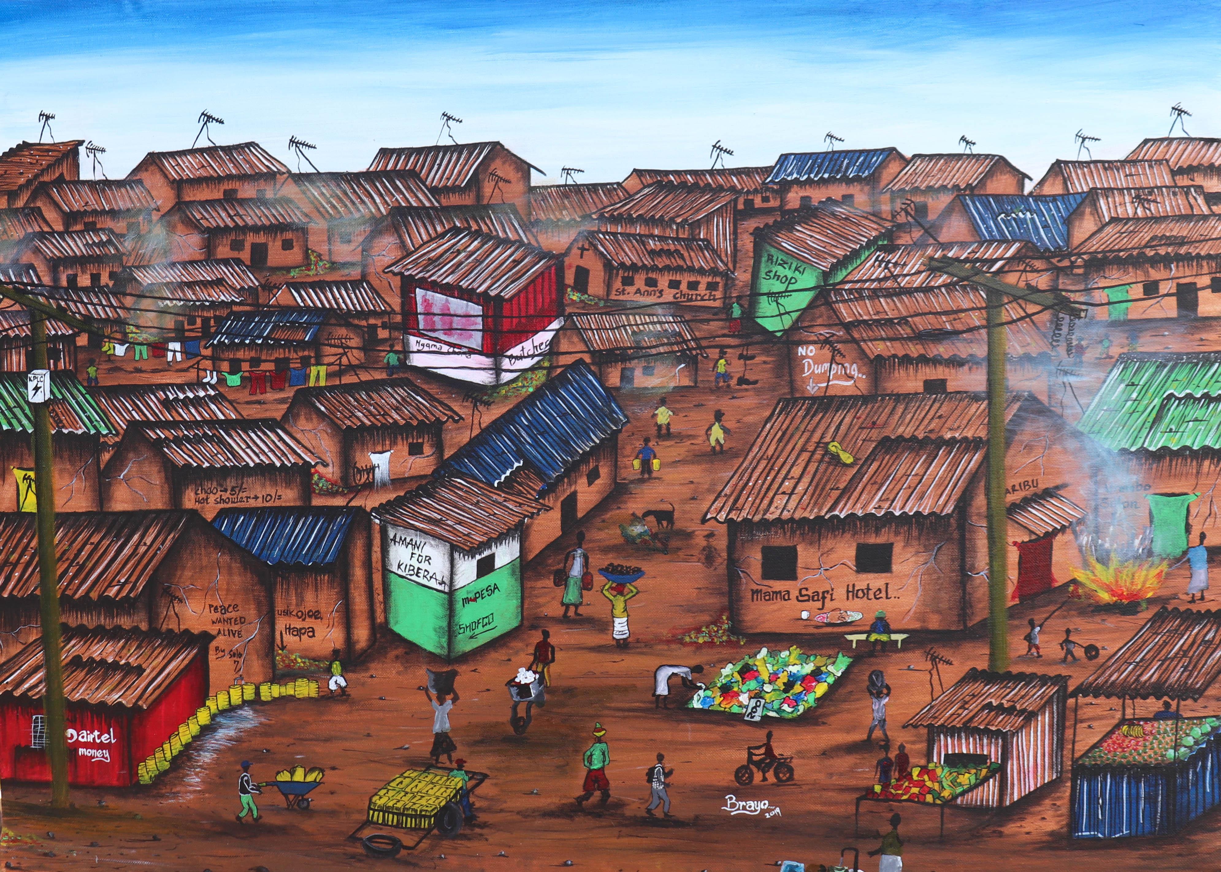 Kibera ArtFest