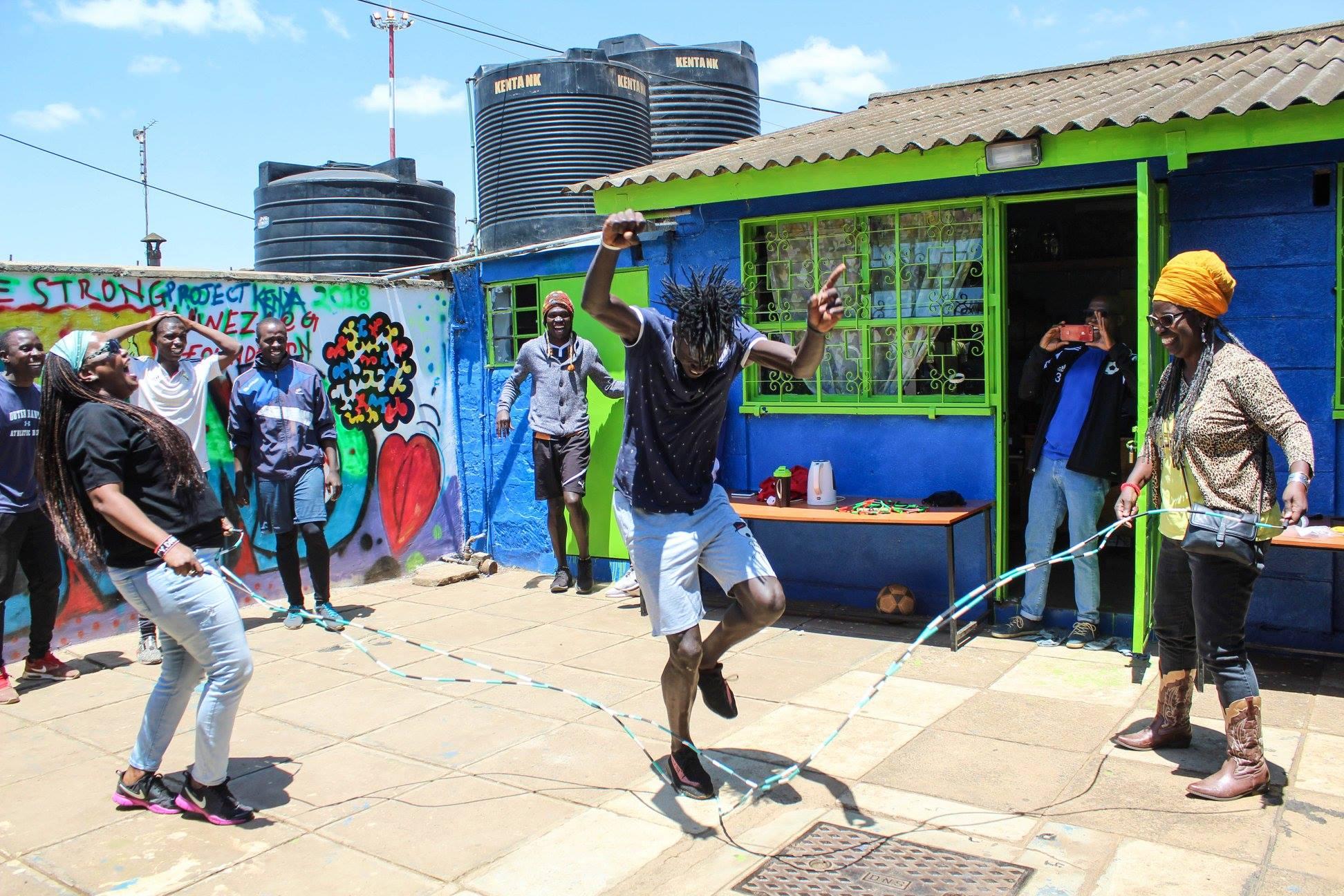 Eight Years of the Uweza Community Center