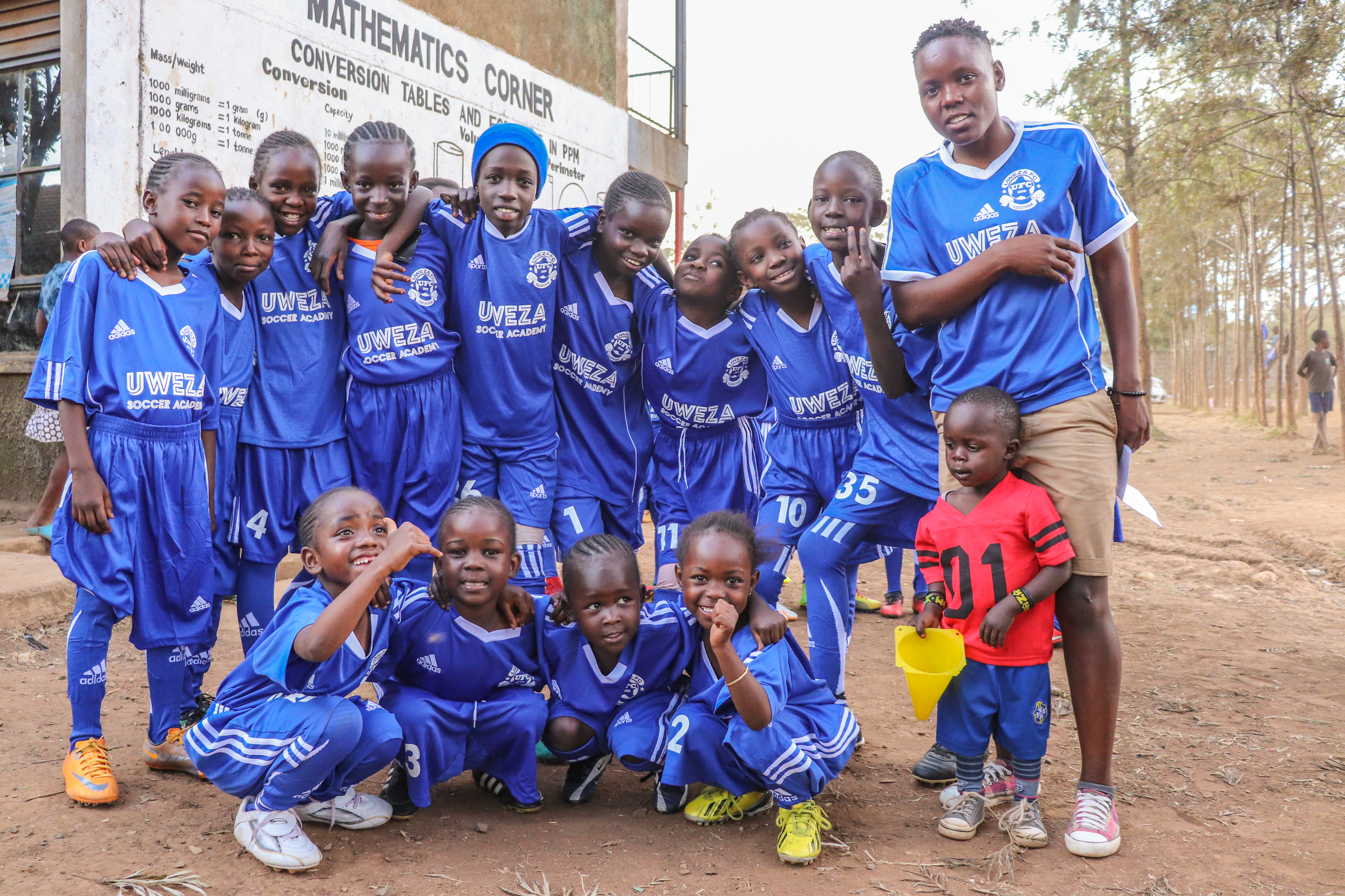 Thankful Tuesday: Uweza Soccer Academy