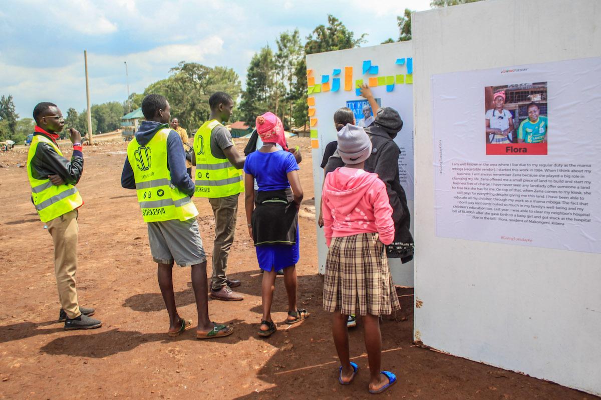 #GivingTuesdayKibra