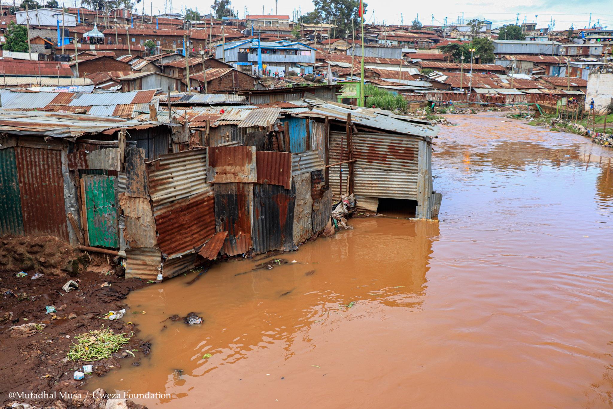Heavy Rains in Kibera