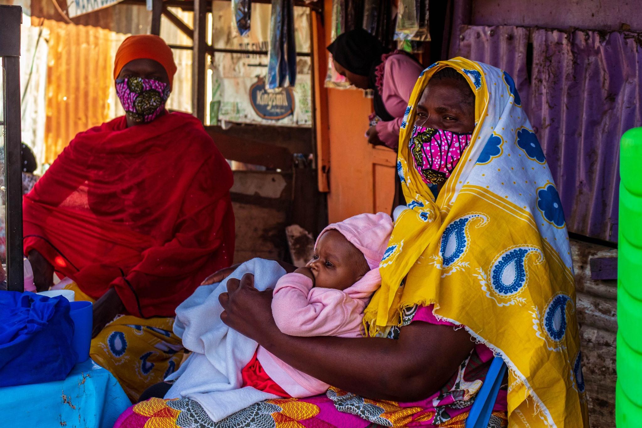 COVID-19: Protecting Kibera Campaign Launch