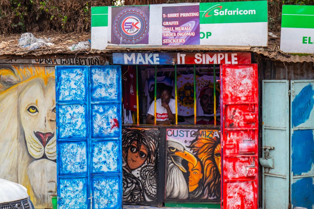 Two Uweza Artists Start Their Own Business